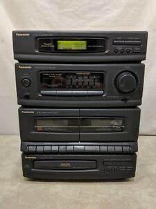 Vintage Panasonic Sa