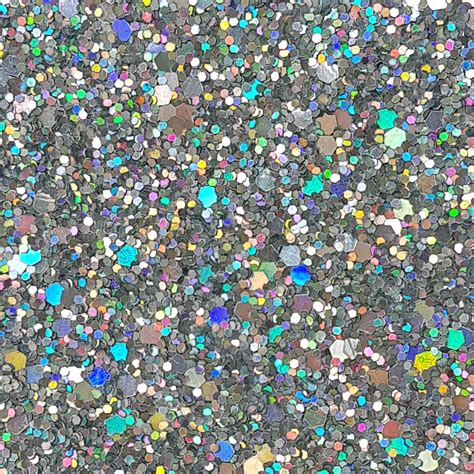 silver hologram glam glitter wall covering glitter bug