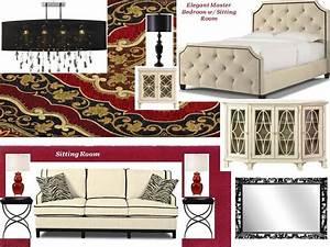 Elegant Master Bedroom   Gorgeous Home Decor II   Pinterest