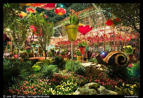 picture photo botanical garden bellagio hotel las vegas