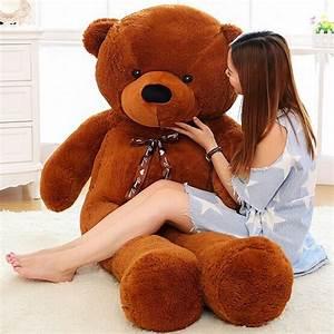 200 Cm Teddy : 2016 high quality 200cm giant teddy bear soft toy plush toys life size teddy bear soft toy ~ Frokenaadalensverden.com Haus und Dekorationen