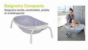 Grande Baignoire Enfant : baignoire compacte beaba youtube ~ Melissatoandfro.com Idées de Décoration