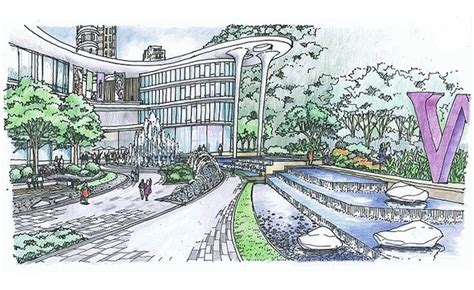 landscape architecture drawings landscape architect drawings hand drawing perspective by pictures
