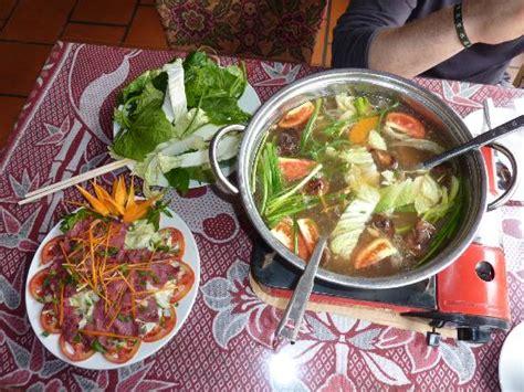 fondue vietnamienne cuisine asiatique la fondue vietnamienne un régal