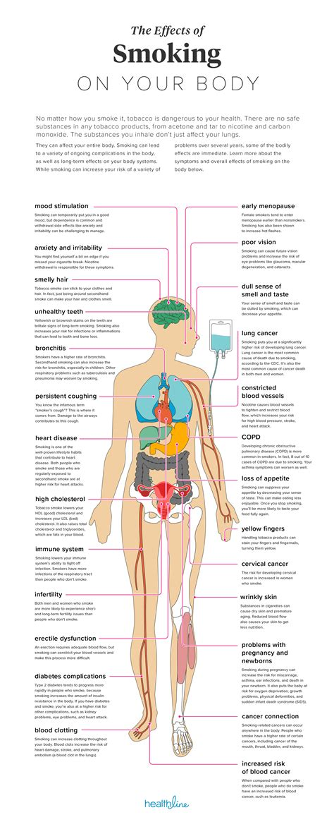 effects  smoking   body allergy  asthma
