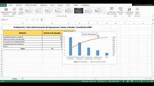Diagrama De Pareto Con Excel 2013