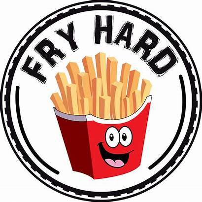 Clipart Fries Bag Fast Fry Hard Transparent
