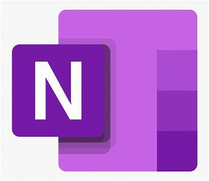 Microsoft Onenote Icon Office Icons Transparent Clipart