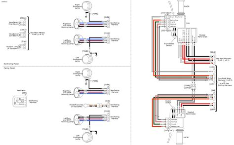 93 Dyna Wiring Diagram by Cb Radio For Harley Davidson Parts Diagram Cables
