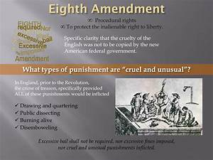 The 225th Anniversary of the Bill of Rights, Part II ...