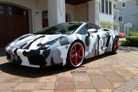 camouflage lamborghini gallardo  superior auto design