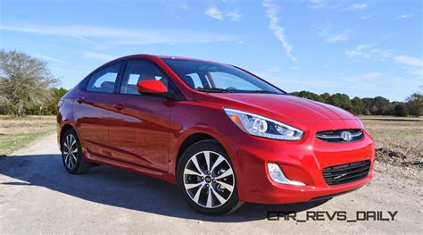 Hyundai Accent Gls Review by 2015 Hyundai Accent Gls Sedan Review