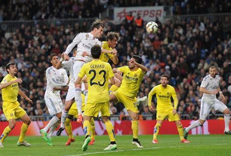 Real Madrid 1 Villarreal 1