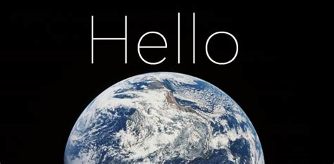 My 'hello World' Wallpaper [4256 × 2832]