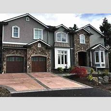 Stone Siding And Stoneveneer  Khr Home Remodeling