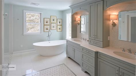 spa inspired bathroom designs master bath cabinets omega cabinetry