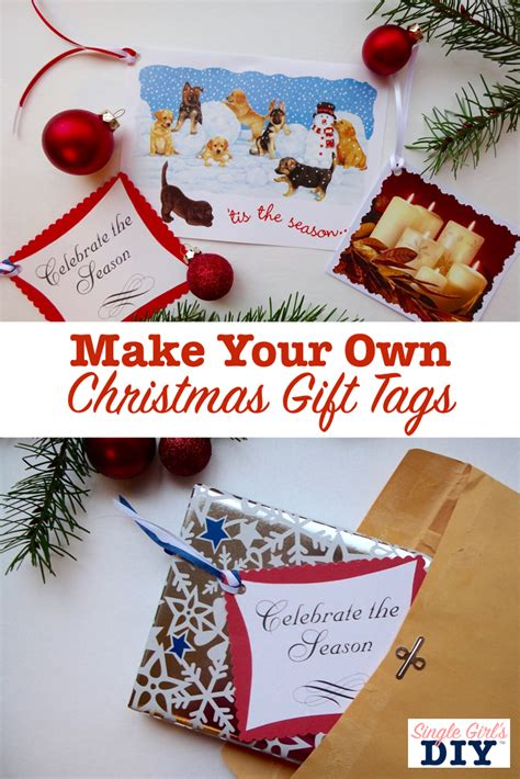 best 28 make your own christmas gift tags red dirt