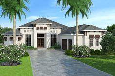 House Plan 52920 Coastal Florida Mediterranean Plan with