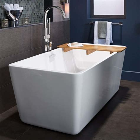 American Standard Soaking Tubs by Faucet 2766 014 020 In White By American Standard