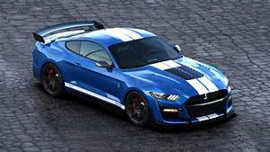 Shelby American has unveiled an 800bhp+ Mustang GT500 | Top Gear