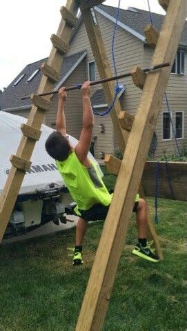 How To Do Parkour In Your Backyard by Salmon Ladder Mimo1 Backy