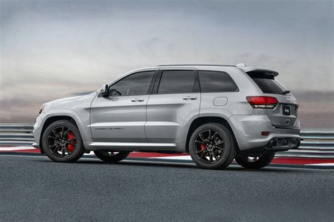 srt jeep 2018 jeep grand cherokee srt pricing for sale edmunds
