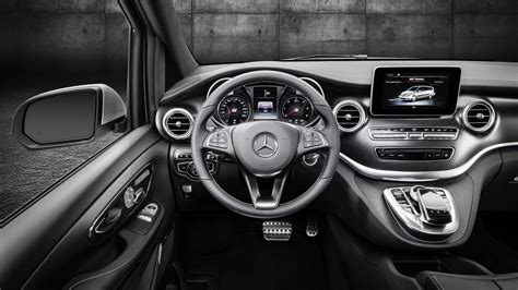 Production of the vaneo ended in 2006. Mercedes-Benz V-Class Gets Sporty AMG Line Package