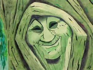 Pocahontas Grandmother Willow