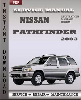 free download parts manuals 1997 nissan pathfinder parking system nissan pathfinder 2003 service manual pdf download servicerepairmanualdownload com