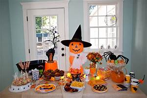 Buffet Halloween : martie knows parties blog martie 39 s halloween party ~ Dode.kayakingforconservation.com Idées de Décoration