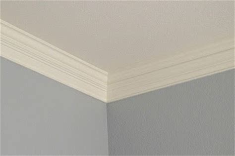 install double stacked crown molding  uncommon