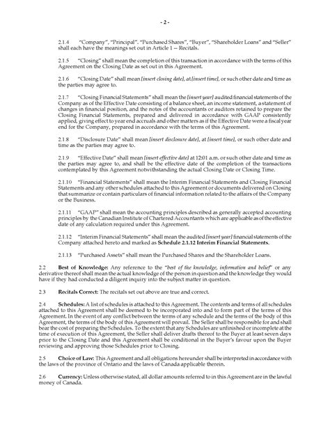 Assignment of purchase and sale agreement ontario