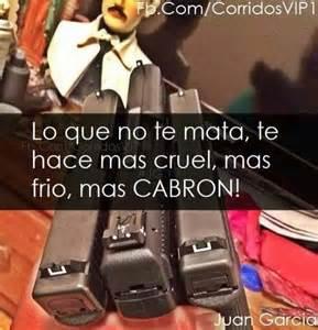 Frases De Corridos VIP