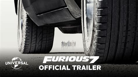 furious  official trailer hd youtube