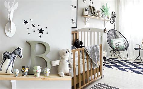 deco chambre bebe scandinave