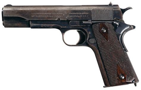 Pistols Of Ww1