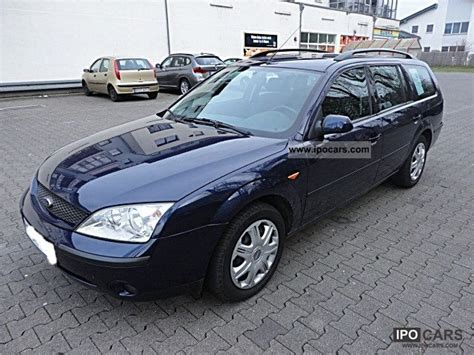 2002 Ford Mondeo Photos, Informations, Articles