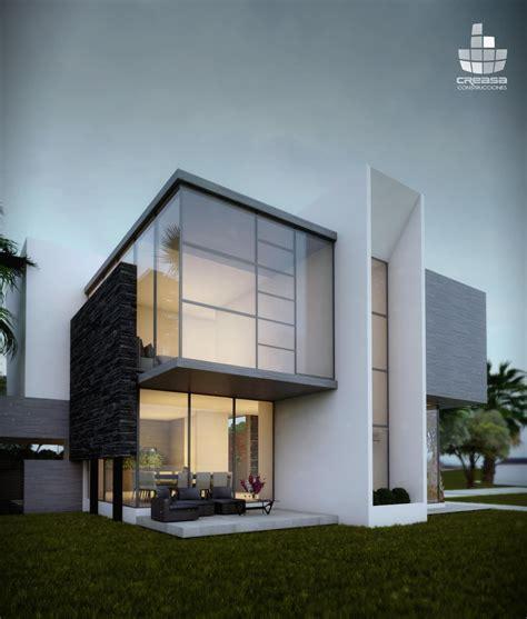 contemporary homes designs creasa modern architecture villas house
