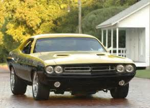 1970 Dodge Challenger Classic Muscle Car