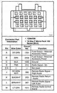 Wiring Diagram  12 Toyota 4runner Stereo Wiring Diagram