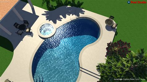 pool studio  swimming pool design software youtube