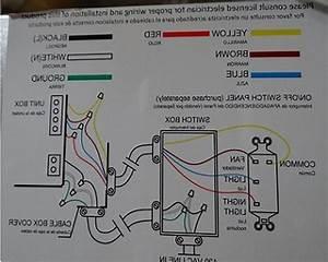 Hampton Bay Ceiling Fan Remote Wiring Diagram