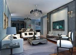 Interior Designing by An Interior Design Tribute To Blue
