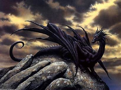 Dragons Dark Wallpapers Gothic Dragon Scary Backgrounds
