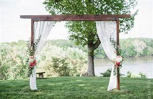 Chuppahs And Arbors The Art Of The Wedding Arch East