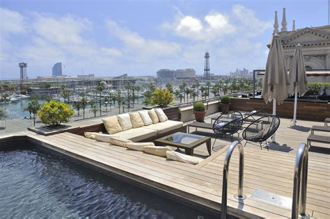 Roof Terrace : Top 22 Roof Terraces In Barcelona