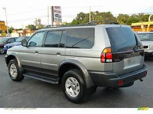 Sport 2000 Gray : 2000 mitsubishi montero sport xls 4x4 in seattle silver metallic photo 5 809277 jax sports ~ Gottalentnigeria.com Avis de Voitures