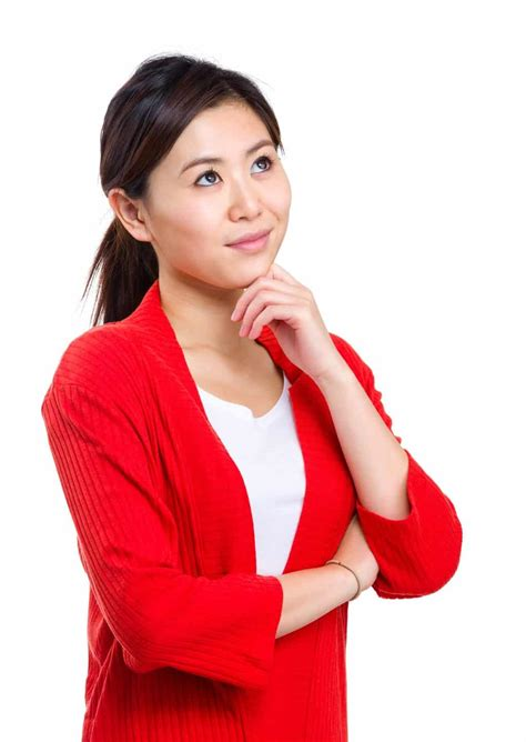 Woman thinking - Aspartame