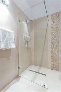 Bodengleiche Dusche Mit Faltbarer Duschabtrennung : 6 badezimmer trends f r 2016 ~ Orissabook.com Haus und Dekorationen