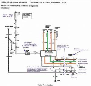 2001 Chevrolet Silverado Trailer Wiring Diagram